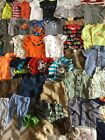 Huge Lot Of Baby Boy Clothes 0 3 Months 48 Pieces