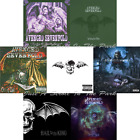 Avenged Sevenfold: Complete Explicit Studio Album Discography Audio CDs 1-7 NEW!