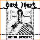 SHEOL HADES-Metal Disease CD Flotsam,Destruction,Heathen,Intrepid,Slayer,Private
