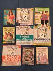 The Biggest Loser workout DVD  Book Lot 9 weight loss yoga power sculpt