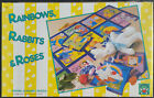 Vintage Discovery Toys Phonic Alphabet Puzzle Rainbows Rabbits  Roses 1992 NEW