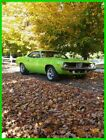 1972 Plymouth Barracuda 1972 Plymouth Barracuda Coupe 440ci V8 400hp 727 Automatic Trans Tubbed