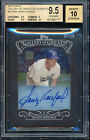 2015 TOPPS GALLERY OF GREATS SANDY KOUFAX 2 10 BGS 9.5 10 AUTO #GGASK AUTOGRAPH
