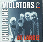 PHILIPPINE VIOLATORS At Large! CD Wuds Wolfgang Eraserheads Rivermaya