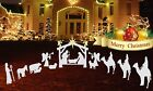 NATIVITY SET LARGE SCALE INDOOR OUTDOOR BEST QUALITY BEST VALUE HOLIDAY SALE