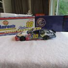 JOHNNY BENSON #10 AARON'S RENT,2000 PONTIAC  GRAND PRIX, 1:24 SCALE STOCK CAR,