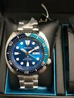 SEIKO PROSPEX BLUE LAGOON TURTLE LIMITED EDITION SRPB11