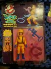 Real Ghostbusters Peter Venkman Super Fright Features Figure Kenner 1987