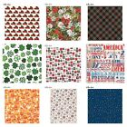 Holiday Special Occasion Scrapbook Paper 85x 11 Various Designs Free Ship