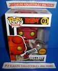 Hellboy Chase POP Figure #01 With Horns Funko Hellboy Comics New!