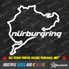 Nurburgring Sticker Funny Jdm Vinyl Bmw Honda Race Car Track Window Decal