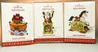 Hallmark Santa Certified: Noah's Ark Rocking Horse Jack In the Box - 3 in Series