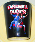 Bill  Ted Farewell Tour Shot Glass Universal Orlando Halloween Horror Nights