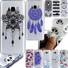 Slim Clear Soft Silicone TPU Rubber Gel Back Case Cover For Samsung Huawei iPhon