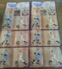 Lot of 6 1989 Kenner Starting Lineup BABE RUTH & LOU GEHRIG New York Yankees