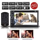 Car Stereo 6.2'' Double DIN CD DVD MP3 Player HD Digital Bluetooth Touch Screen