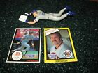 Starting Lineup 1990 Kirk Gibson Los Angeles Dodgers open/loose (with cards)