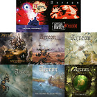 Ayreon: Complete Studio Album Discography 8 Audio CDs The Source + More! NEW