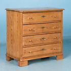 Small Vintage Danish Pine Chest of Drawers