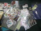 Mixed Lot Stamping Scrapbooking supplies Embellishments Stickers Galore
