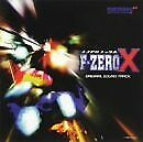 Taro Bando F-Zero X Original Soundtrack Pccg-00459 Cd Japan 1998 New