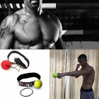 Boxing Punch Exercise Fight Ball With Head Band For Reflex Speed Training Hot