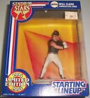 1994 Will Clark San Francisco Giants Stadium Stars Starting Lineup SLU MLB