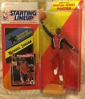 SEALED 1992 Michael Jordan Topps Starting Lineup Figure With Trading Cards