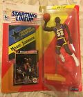 SEALED 1992 Starting Lineup Magic Johnson Figurine With Trading Card and Poster