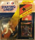 SEALED 1992 Nolan Ryan Starting Lineup Figurine With Trading Card And Poster
