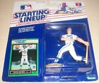 1989 Kevin Seitzer Kansas City Royals Packaged Starting Lineup SLU MLB Baseball