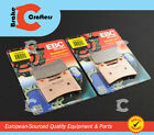 2005 - 2012 MOTO GUZZI 1100 BREVA - EBC HH RATED FRONT BRAKE PADS 2 SETS