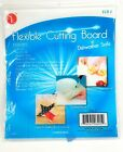 2 FLEXIBLE PLASTIC KITCHEN CHOPPING MAT MATS CUTTING BOARD CRAFT BOARD ROLLS UP