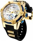 Invicta  Bolt Swiss Quartz Chronograph Reserve Limited Silvertone Dial NEW