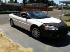 2006 Chrysler Sebring Limited Convertible below $1800 dollars