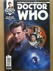 DOCTOR WHO 11th YEAR TWO #4 'B' WILL BROOKS PHOTO COVER NM 1ST PRINTING TITAN