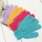 6 24 PCS Exfoliating Spa Bath Gloves Shower Soap Clean Hygiene Wholesale Lots