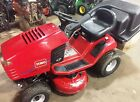 Toro Wheel Horse XL Series Lawn Tractor w 38 deck and Rear Bagger