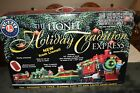 Lionel Holiday Tradition Express G Gauge Animated Electric Train Set EXC.COND!