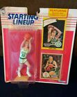 1990 Starting Lineup NBA: Larry Bird -Celtics WITH ROOKIE YEAR COLLECTORS CARD