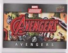 2016 Upper Deck Marvel Annual Trading Cards 18