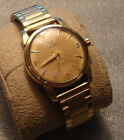 Vintage Omega Seamaster Honeycomb Waffle Dial Automatic Watch Calibre 471