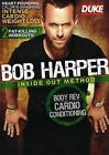 Bob Harper Inside Out Method Body Rev Cardio Conditioning New DVD Region 4