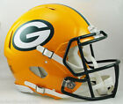 GREEN BAY PACKERS NFL Riddell SPEED Full Size AUTHENTIC Football Helmet