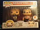 Funko POP! Million Dollar Man Ted Dibiase & IRS 2-Pack Walgreens Exclusive VHTF