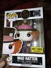 Funko Pop Disney Mad Hatter # 204 Alice Through the Looking Glass Hot Topic Excl