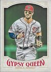 Full 2016 Topps Gypsy Queen Baseball Variations Checklist & Gallery 9