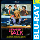 Straight Talk Blu ray Dolly Parton James Woods Griffin Dunne Michael Madsen