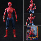 SHF SHFiguarts Marvel Spider Man Homecoming Spiderman Hero Action Figure Toy