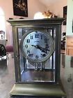 Seth Thomas antique vintage clock simulated Mercurry pendullum